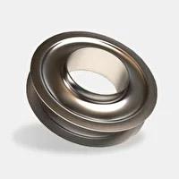 Внутренний диаметр: 20 мм. Внешний диаметр: 36 мм. Высота: 10.0 мм.