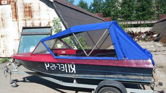 дуги на лодку крым